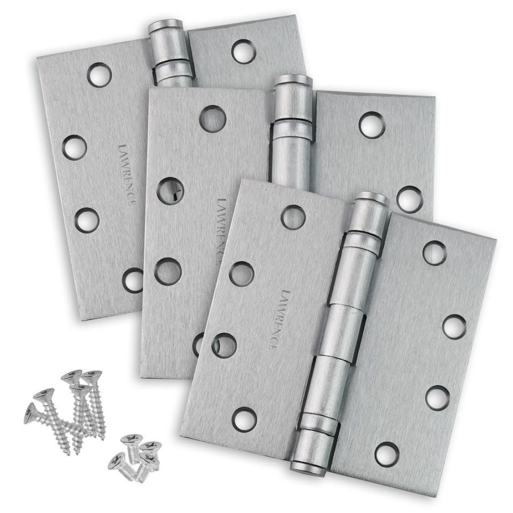 Solid Brass Hinges from Home Builders Hardware