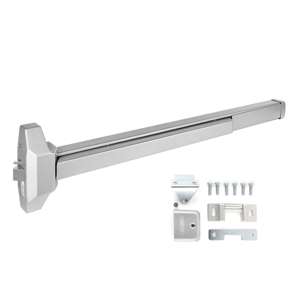 Fire Rated Locks : Lawrence hardware fire rated rim grade exit device